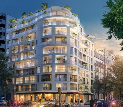 façade 69 Michel Ange Paris 75016, Erisma